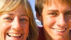 40 mamme registrano messaggi di supporto ai giovani