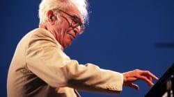 Le pianiste de jazz Dave Brubeck est