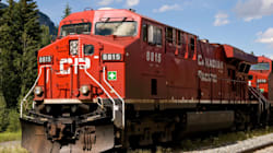 CP Rail Launches Bid To Take Over A U.S.