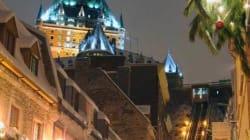 Nuit blanche... une première à Québec!