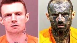 Foto segnaletiche dei criminali: quel tatuaggio che