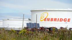 Enbridge: bénéfice de 390 millions