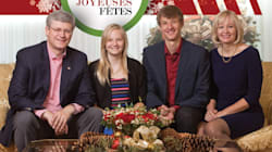 LOOK: Harper's New Christmas