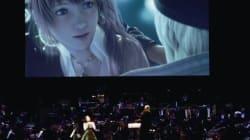 La musique de Final Fantasy à la Place des Arts