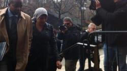 Affaire DSK : Nafissatou Diallo est arrivée au