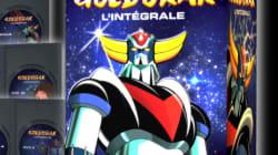 Coffret DVD : Goldorak sous le