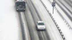 La neige a affecté plusieurs axes routiers du