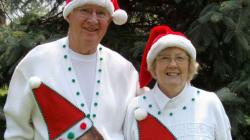 Los jerseys navideños más feos jamás vistos