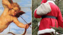 EEUU: El 52% cree en Santa Claus y el 17%, en