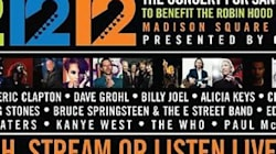 Stream 12-12-12: The Concert For Sandy Relief On