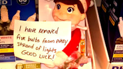 Elf-On-the-Shelf and Other Lies We Tell Our