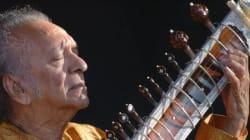 Ravi Shankar, virtuose indien du sitar est décédé à l'âge de 92
