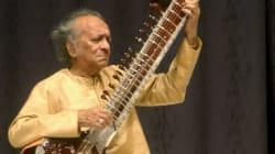Le Mozart du sitar, Ravi Shankar est