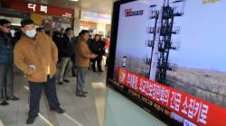 La Corée du Nord réussit un tir de fusée et inquiète la communauté