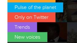 L'année 2012, selon Facebook, Twitter et