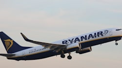 Un passager d'un avion de Ryanair s'enfuit par un