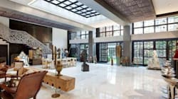Depardieu vend son hôtel particulier