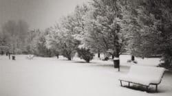 Milano e il nord sotto la neve
