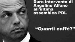 Berlusconi, Alfano e le