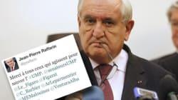 L'étrange tweet de Raffarin remerciant les journalistes qui agissent