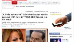 La Pascale alla conquista del mondo. La fidanzata di Berlusconi spopola sui siti stranieri