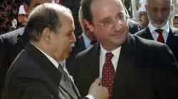 L'Algérie attend François Hollande de pied