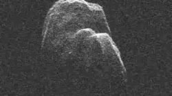 La vidéo de Toutatis, l'astéroïde qui a frôlé la terre