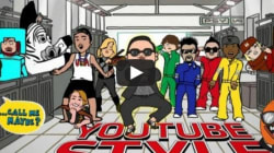 El cachondeo de YouTube en 2012, resumido en 4 minutos