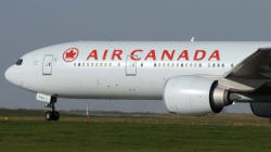 Air Canada Puts On A Little