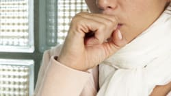 Sticky Situation: Constant Coughing