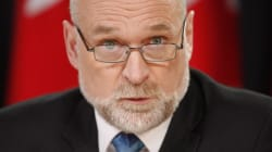 Harper Takes Responsibility For AG's Lack Of