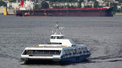 Unions Miffed At SeaBus