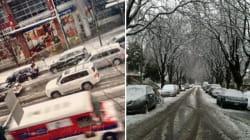 Vancouver Snowstorm