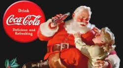 Non, Coca-Cola n'a pas inventé le Père