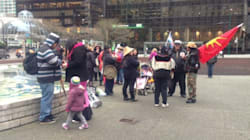 Idle No More Protests Hit