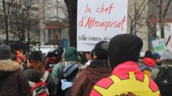 Idle No More: manifestation prévue sur des autoroutes près de Wawa, en Ontario
