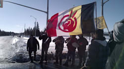 Idle No More Protest Closes Ontario
