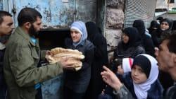 Syrie: raid aérien devant une boulangerie près de