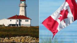 Cette petite île que se disputent le Canada et les