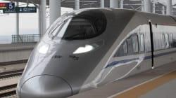 En Chine, un TGV parcourt la plus longue ligne à grande vitesse du