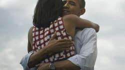Barack et Michelle Obama reviennent sur le cliché qui a fait le tour du