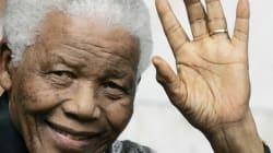 Nelson Mandela ne peut plus