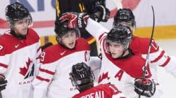 Championnat du monde junior: Le Canada en