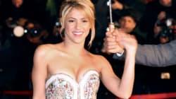 En fait, Shakira n'a pas