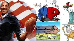 Revivez 2012 avec les dessinateurs du