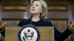 Hillary Clinton ricoverata in