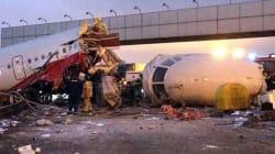 Moscou: les freins mis en cause dans le crash du