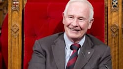 Governor General David Johnston On His Recent State Visit To