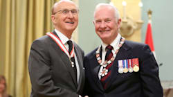 The 2012 Order Of Canada Inductees