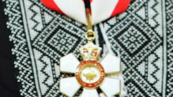 LOOK: Full List Of 2012's Order Of Canada
